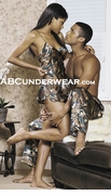 Camo Cami and Tap Pant Set