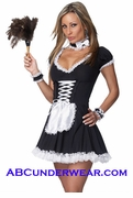 Chamber Maid Costume - Clearance