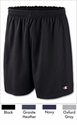 "Champion Jersey Short 6"" Inseam"