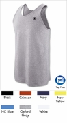 Champion Men's Cotton Jersey Tank Top