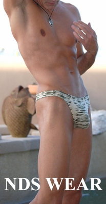 Commando Men's Thong