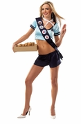 Cookie Girl Scout Costume