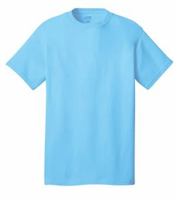 Customized printed colored Tee