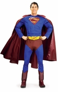 Deluxe Lycra Superman Costume