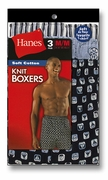 Discount Boxer 3 Pack Hanes
