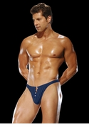 Exposed Clip Men's Thong Clearance