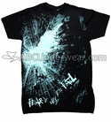 Fear Is Why You Fail Dark Knight T-Shirt