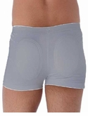 Go Softwear Padded Butt Trunk - Ash Grey