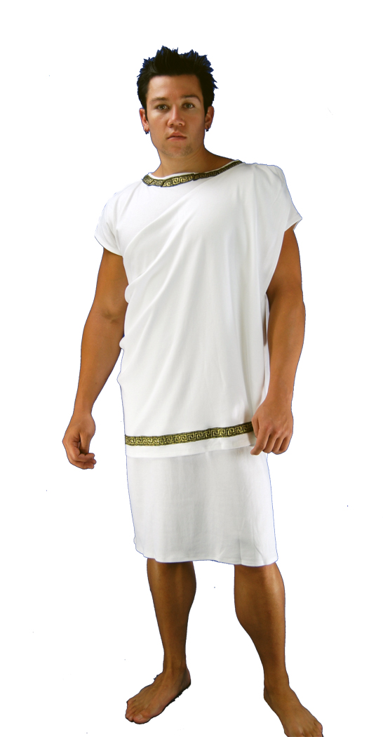 toga hairstyles : Adult toga costume for men, roman costume