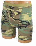 Men's Camo Boxer Briefs