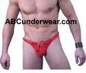 Men's Lace-up G-String