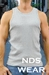 Men's Ribbed Tank Top - Clearance