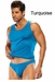 Men's Silk Tank Top
