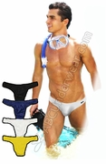 Men's Thong Swimsuit by Uzzi