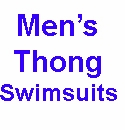 Men's Thong Swimsuits