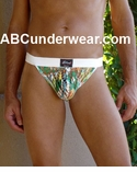 Multi-Color Big Net Jock