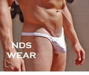 NDS Golden Stars Men's Thong