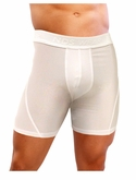 NDS Wear Perfomance Boxer Brief - White