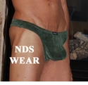 NDS Wear Slinky Thong - Clearance