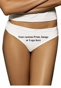 Personalized Panties - Custom Print Women's Bikini Underwear