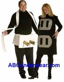 Plus Size Plug and Socket Costume