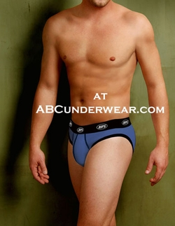 RIPS Low rise Brief Colored