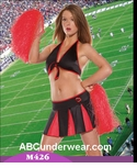 Sexy Cheerleader Costume - Clearance