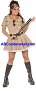 Sexy Cuffs Sheriff Female Costume