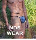 Sexy Men's G-String By NDS Wear