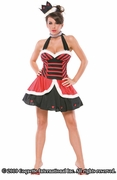 Sexy Queen of Hearts Adult Costume