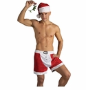 Sexy Santa Boxer Set for Men