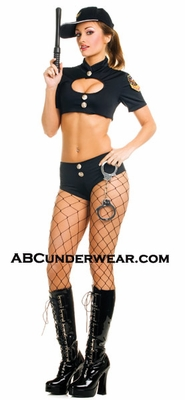 Sexy Security Officer - Closeout