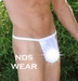 Sheer Power Jock Sock