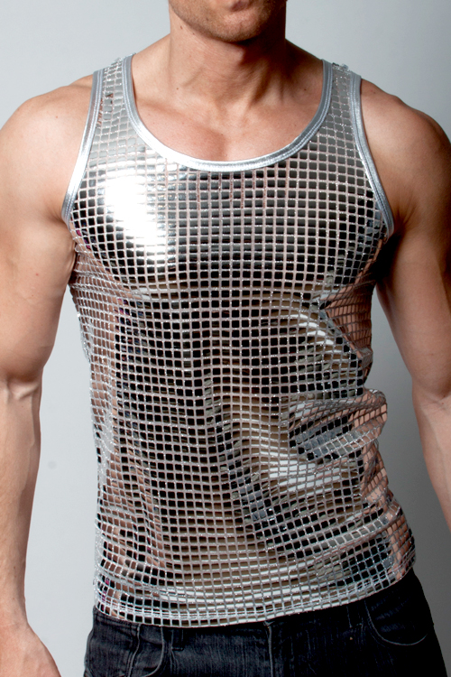 Mens Sparkly Shirts