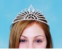 Socialite Jeweled Tiara
