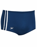Speedo Nylon Striped Square Leg short