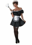 Standard French Maid Costume