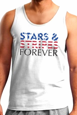 Stars & Stripes Forever Loose Tank