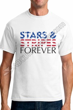 Stars & Stripes Forever T-Shirt