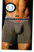 "Unico Signature Boxer Brief 10"" Clearance"