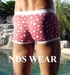 Valentine's Day underwear for men - Heart Love Short - Clearance