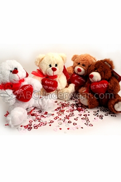 Valentines Day Sweetheart Teddy Bears