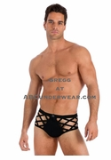 Web Bandeau Men Brief Underwear By Gregg Homme