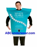 White Pearls Hand Lotion Costume