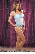 Women's Babydoll Mesh Set