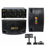 BMB 200W Home Karaoke System with Bluetooth