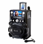 Karaoke USA GP978 DVD/CDG/MP3G All-In-One Karaoke Machine