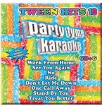 Party Tyme CDG SYB1695 Tween Hits 10 Karaoke CDG