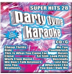 Party Tyme Karaoke CDG SYB1130 Super Hits 28