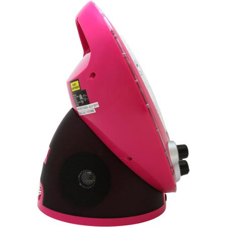 sakar high portable karaoke machine